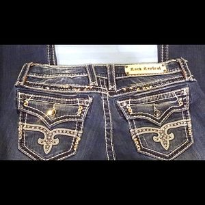 NWOT Rock Revival Jeans